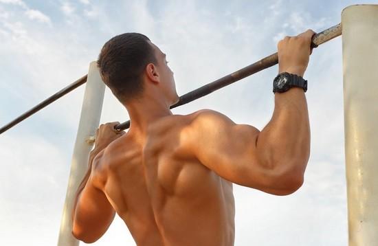 прокачать широчайшие мышцы спины