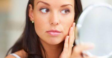 Как убрать с лица жировики?