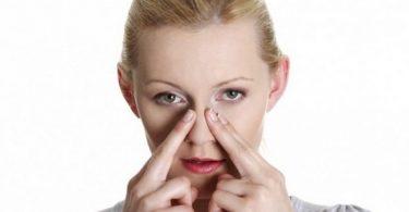 Как снять отек носа в домашних условиях?