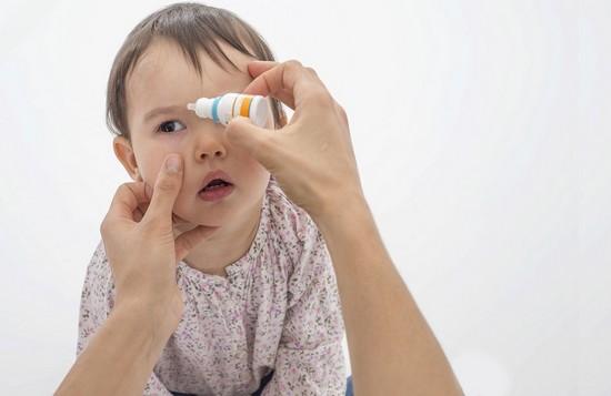 Детские витамины для глаз