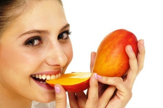Как кушать фрукт манго