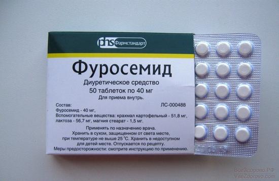Что такое мочегонные лекарства?