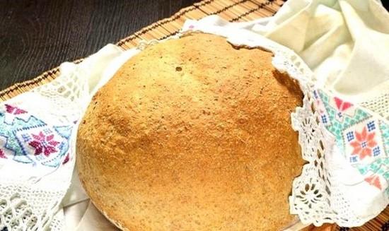 Как испечь хлеб с отрубями
