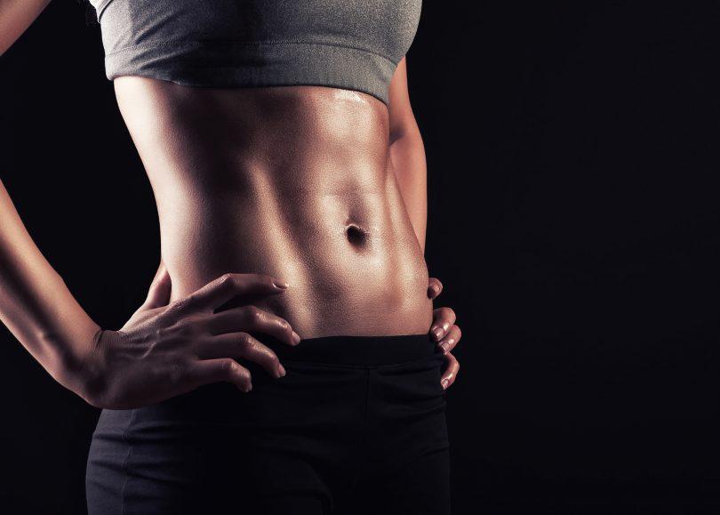 Как быстро прокачать боковые мышцы пресса?