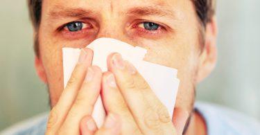 Вазомоторный ринит: симптомы и лечение (взрослых и ребенка)