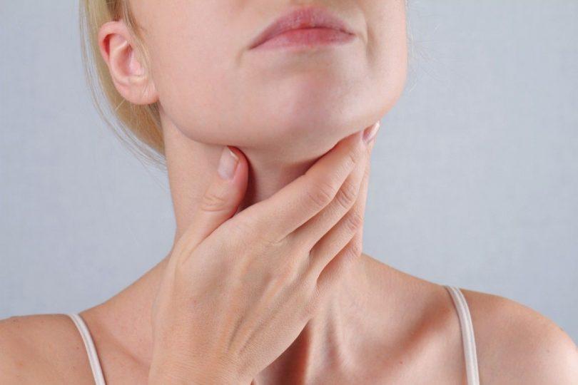 Зоб щитовидной железы: симптомы и лечение