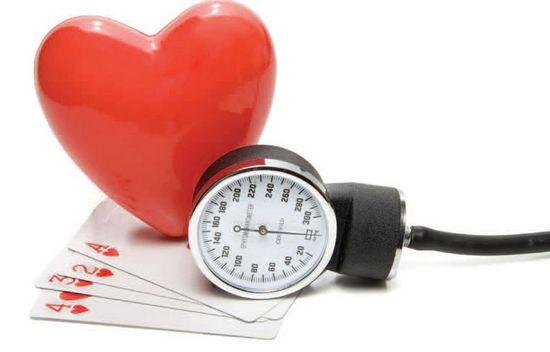 повышение уровня кровяного давления