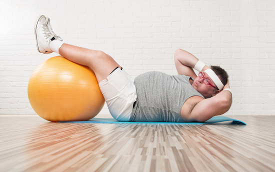 Гимнастика, которая поможет убрать жир с боков и талии