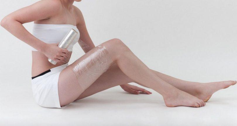 Пищевая пленка для похудения: как пользоваться?