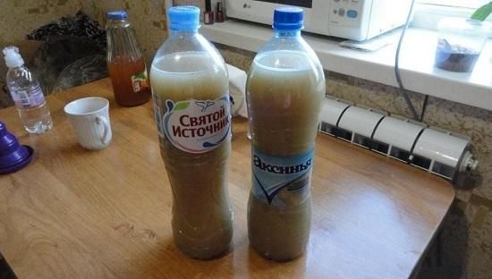 квас из сусла на 3 литра