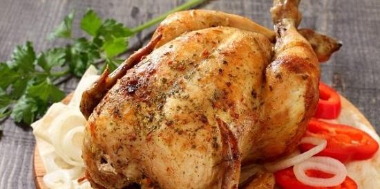 как приготовить курицу-гриль в микроволновке