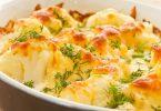 Цветная капуста с яйцом на сковороде: рецепты
