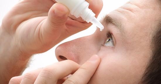 Лечение черных точек перед глазами
