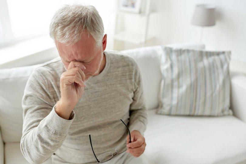 Признаки инсульта у мужчин и микроинсульта