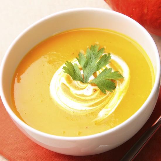 суп из тыквы в мультиварке