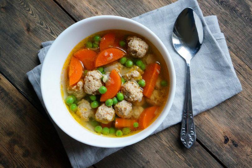Суп с фрикадельками в мультиварке («Редмонд», «Поларис»): пошаговые рецепты
