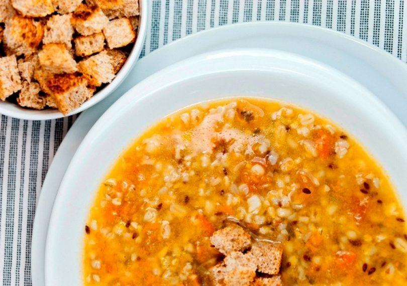 Суп с гречкой: рецепты с фото
