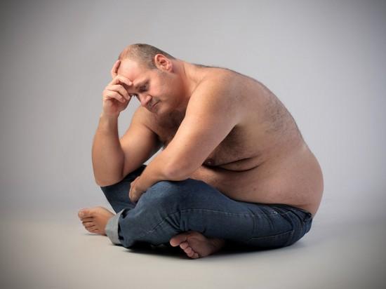 висцеральное ожирение не всегда сопровождается набором избыточной массы