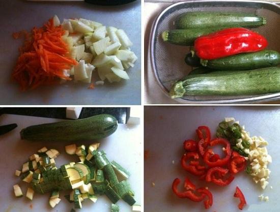Шинкуем овощи