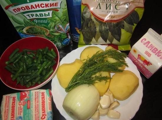 Овощи хорошенечко промываем