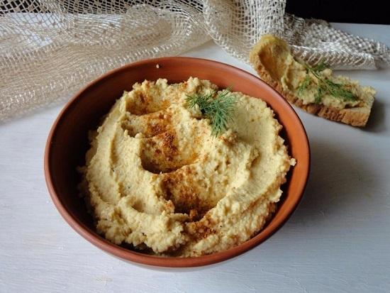 Хумус: рецепт приготовления в домашних условиях