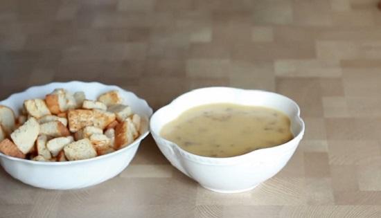 Грибной суп из лисичек: рецепт
