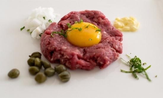Тартар из говядины: рецепт в домашних условиях