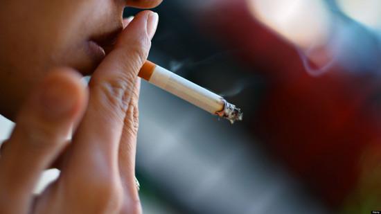 человеку вредно курить