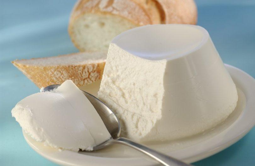 Сыр «Рикотта»