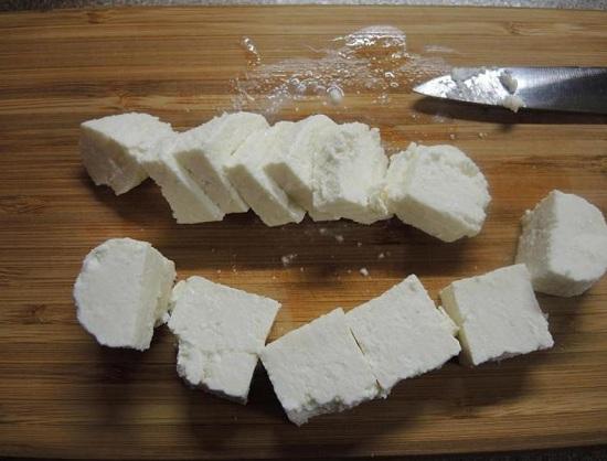 Как сделать сыр «Рикотта»?
