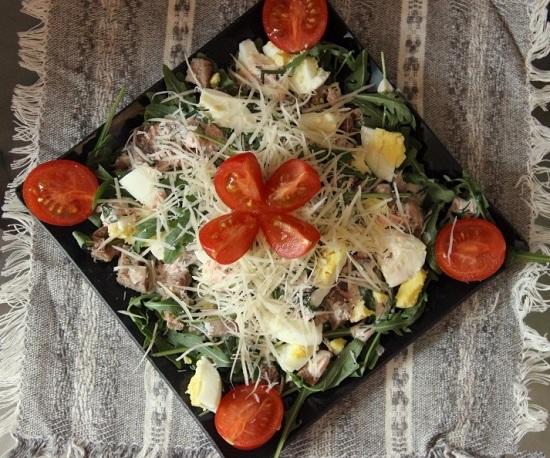Салат с говяжьим языком: рецепты