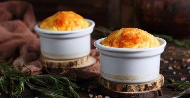 Сырное суфле: рецепты приготовления с фото