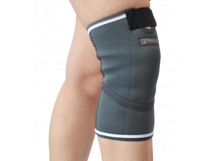 Выбор бандажа на коленные суставы